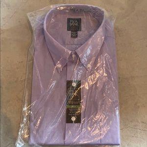 Jos. A. Banks. Traveler Button Down Shirt (jab)